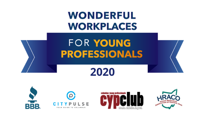 Wonderful Workplaces for Young Professionals